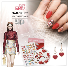 Nailcrust 5D #14 Christmas
