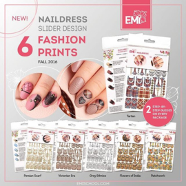 Naildress FASHION PRINTS