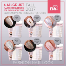 NAILCRUST Fashion texture #26-31