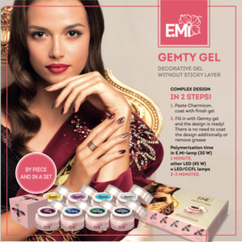 Naildress  for Gemty Gel