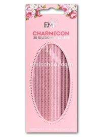 Charmicon 3D Silicone Stickers Ornament MIX #4