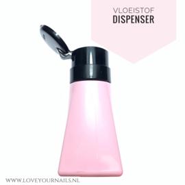 Vloeistof dispenser, pink'