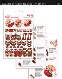 Naildress Red Roses