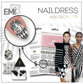 Naildress Slider Design #36 Geometry