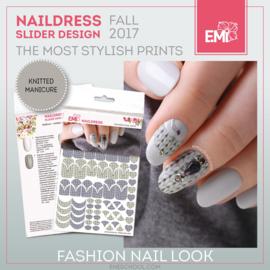 Naildress  Knitted Manicure