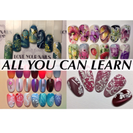 All you can learn! 26 oktober en 17 november