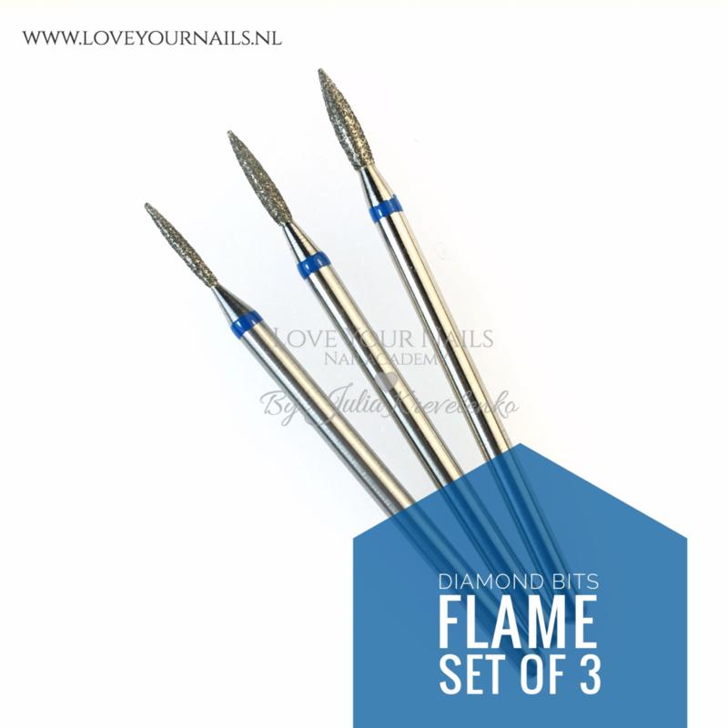 *Freesbit set - Flame 3