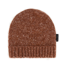 DAILY BRAT_Nimbus knitted hat forest  brown