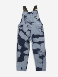 BOBO CHOSES_Painting All Over denim dungaree