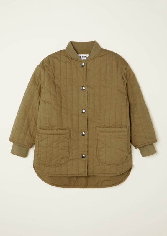 MAIN STORY_Quilted Jacket