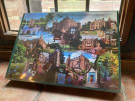 Puzzel 7 kastelen GLK