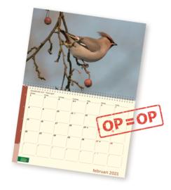 Kalender 2021 Geldersch Landschap & Kasteelen