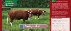 Basis vleespakket