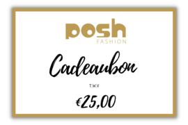 CADEAUBON t.w.v €25,00