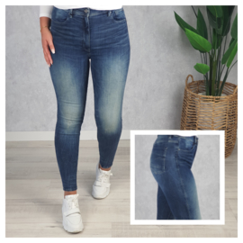 G-STAR • KAFEY ULTRA HIGH SKINNY ▒ Antic faded blue