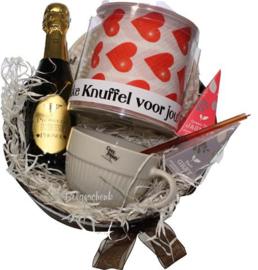 Cadeau voor Mamma Dikke Knuffel  voor jou