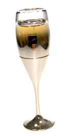 Eau de Parfum model champagne glas for Women Petillante Newlux