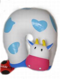 Cuddle Bug nek kussen Koe