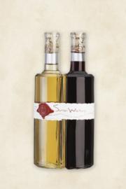 6 stuks Samenwerking wijncadeau