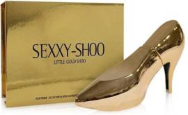 Sexxy shoo Gold stiletto