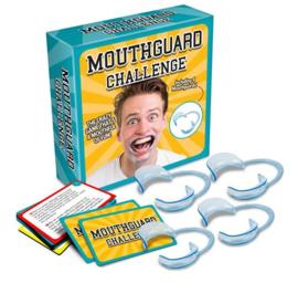 Gezelschap spel Mouthguard Challenge