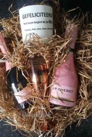 J.P. Chenet met eau de parfum cadeaupakket