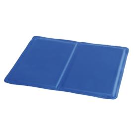 Koel mat rood of blauw