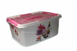 Cup Cake Multibox Opbergdoos van Sunware