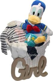 Donald Duck geboortemand