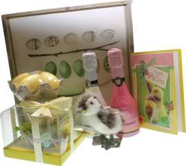 Vrolijk Pasen cadeaupakket