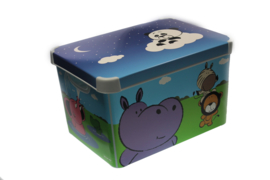 Opberg box Happy Animals