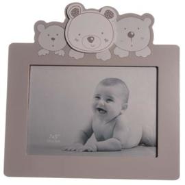 Baby fotolijst fotokader met beren