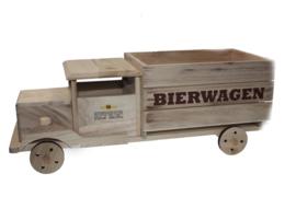 Bierwagen zonder artikelen zonder logo