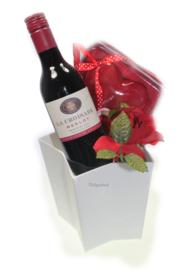Valentijn cadeau opgemaakt in IJslantaren