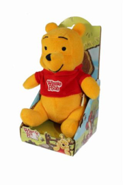 Winnie the Pooh klein knuffeltje