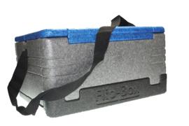Koelbox opvouwbaar Flip box voor in de auto
