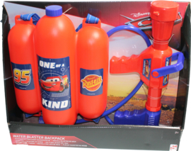 Brandweer waterspuit voor kinderen