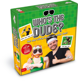 Who's the Dude partyspel