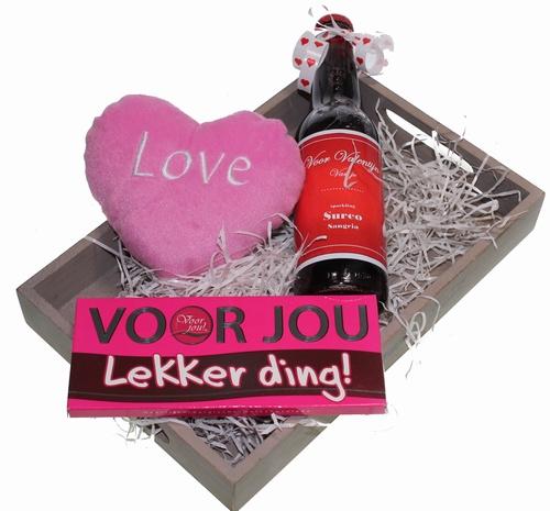 Valentijn cadeau voor jou lekker ding
