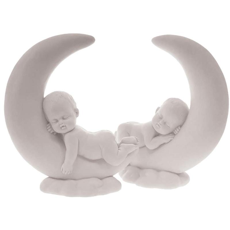 Beeld Baby op Maan