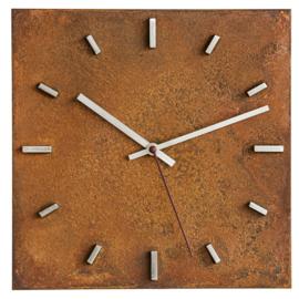BrokenFaces Wall 27 Rust (R02-07-05)