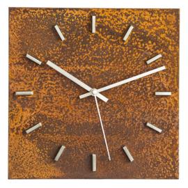 BrokenFaces Wall 27 Rust (R02-03-04)