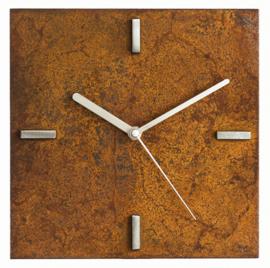 BrokenFaces Wall 19 rust (R02-01-07)