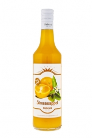 Siebrand Vruchtenlimonadesiroop Sinaasappel