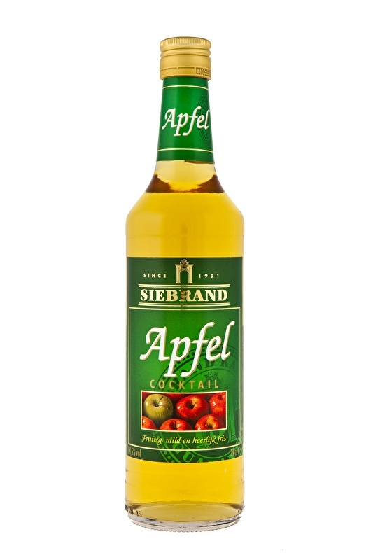 Siebrand Apfel Cocktail