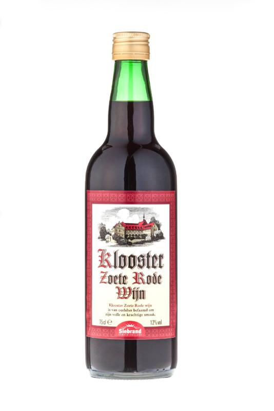 Klooster Zoete Rode wijn