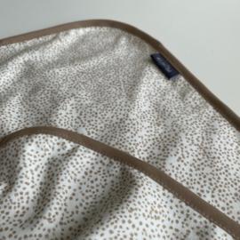 Omslagdoek   Soft dots