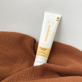 Natuurlijke zonnebrandcrème Baby & Kind factor 30