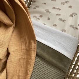 Hoeslaken wieg | Hedgehog