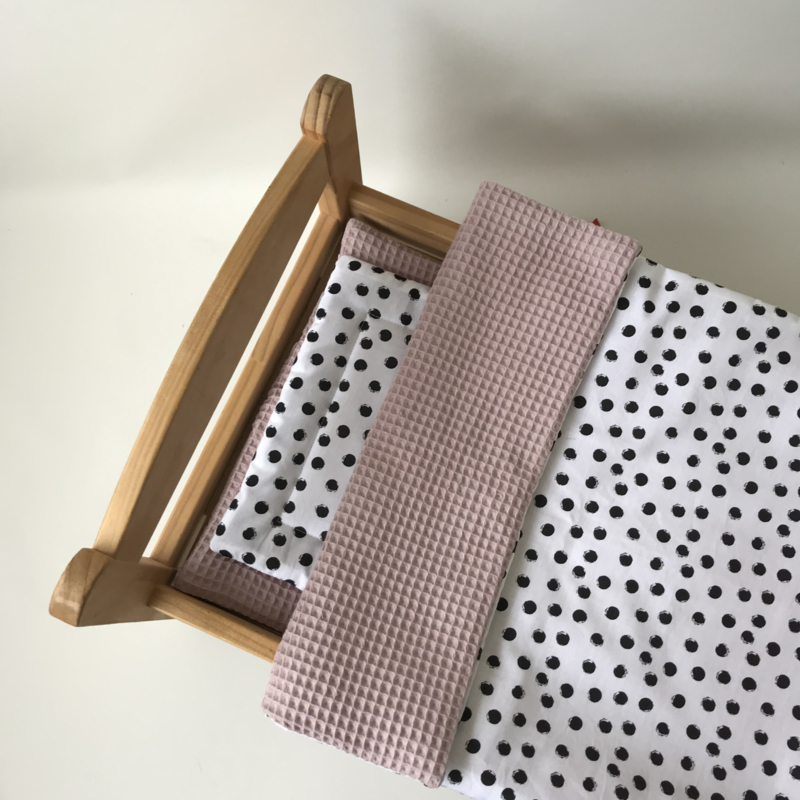 Poppenbed-set | custommade